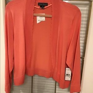 1X. Jessica Howard sweater/shrug. New with tags